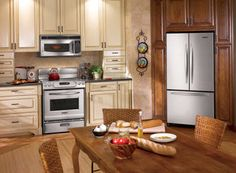 kitchens with oak cabinets | How to Care For Your Oak Kitchen Cabinets