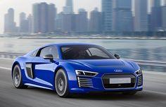 Audi R8 e-tron: elektryczny supersamochód, który może prowadzić się sam