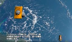 Japan's space agency is testing a magnetic 'space net' system capable of reducing the growing problem of orbital space trash.