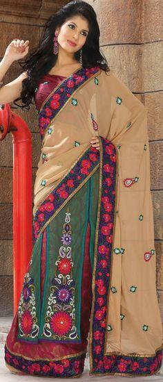 #Magenta #Lehenga Saree