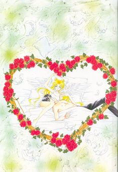 Bishoujo Senshi Sailor Moon Original Picture Collection Vol. V – Manga Style!