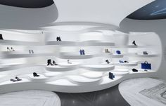 Technological Ingenuity Defining New Shoebaloo Flagship Store in Amsterdam