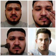 Contouring for men