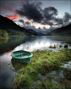 Loch Doine, Balquhidder, Scotland