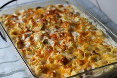 Pastaret i ovn - Berits univers One Pot Meals, Easy Meals, Kos, Bastilla, Italian Recipes, Macaroni And Cheese, Foodies, Waffles, Main Dishes