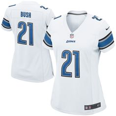Nike Ndamukong Suh Detroit Lions Newborn Game Romper Jersey - Light Blue