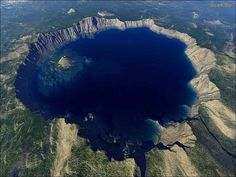 Crater Lake Michigan - Top 23 Must See Places in the U.S.A. for 2015