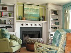 Tropical Living Room Fireplace Mantel Design, Pictures, Remodel, Decor and Ideas - page 2 White Fireplace Mantels, Fireplace Mantle, Fireplace Ideas, Fireplace Makeovers, Fireplace Remodel, Fireplace Design, Fireplace Pictures, Simple Fireplace, Fireplace Decorations