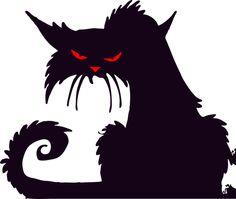 Vector drawing of grumpy cat | Public domain vectors