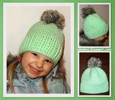 Czapka - SOWA dla dziewczynek i chłopców:   Dzierganie czapek to moje ulubione zajęcie! Pomimo, że są bardzo czasoch...