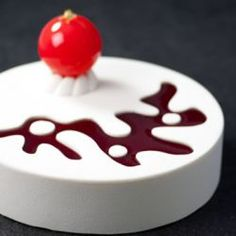 Coconut Exotic Entremet // Fuel your passion with more recipes at www.pregelrecipes.com