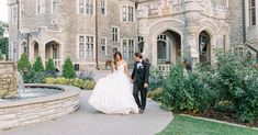 Is there a more perfect spot than Casa Loma to host a Beauty and the Beast🥀 themed wedding? @elizabethinloveweddings captures all the magic from Olivia and Nick's wedding. Event Planner: @moonliteventsco   Décor & Rentals: Kat Event Rentals   Music: @wellingtonmusic   Officiant: @weddingpromises   Florist: International Florist and Gifts   Makeup: @fancyfaceinc   Centerpieces: Soirée Luxury Weddings & Event Decor   DJs: DJ MasterMix   Cake: WithLove Cakery