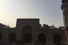 Sunset in Lahore, Pakistan
