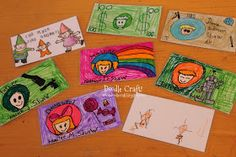 Doodle Craft...: Fake Id's and a Girls BEST friend!