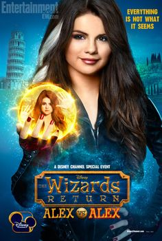 Wizards of Waverly Place - Alex vs Alex.... So excited! Miss this show!!! March 15th