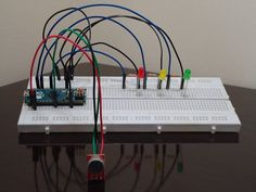 Controls a few LEDs using an Arduino and Speech Recognition. Find this and other hardware projects on Hackster. Led Projects, Engineering Projects, Arduino Projects, Electronics Projects, Microcontroller Board, Arduino Programming, Hobby Shops Near Me, Arduino Board, The Voice