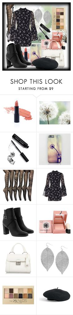 """""""Watch all the petals of a dandelion fly"""" by queenofelegance ❤ liked on Polyvore featuring Bobbi Brown Cosmetics, Yves Saint Laurent, Benefit, Miu Miu, Humble Chic, Maybelline and Venus"""