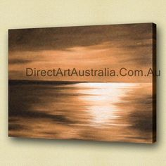 Reflection of sunlight on water - Direct Art Australia,  Price: $149.00,  Availability: Delivery 10 - 14 days,  Not a Print - our artists are professionally trained and use the best oil paints.  http://www.directartaustralia.com.au/