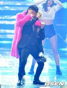 G-Dragon & Seungri