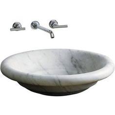 Exceptional Kohler K2333 0 Botticelli Vessel Style Bathroom Sink   White