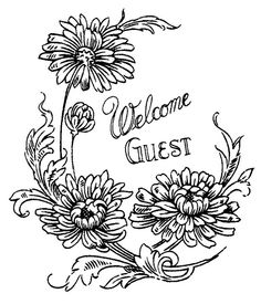 mmaammbr, via Flickr #embroidery #Guest Towels