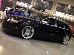 Audi RS4.....simply simple and nasty looking