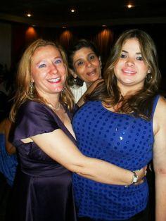 Gabriela, Neide e Marina