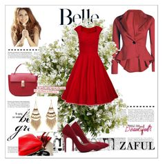 """www.zaful.com/?lkid=4313"" by amelakafedic ❤ liked on Polyvore featuring moda e New Growth Designs"