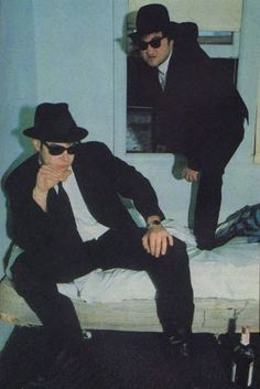 """1979 Rolling Stone Magazine visits Saturday Night Live Blues Brothers - Photograph by - Annie Leibovitz """" Blues Brothers Movie, Recital, Nostalgia, Annie Leibovitz, Great Movies, Awesome Movies, Blues Music, Saturday Night Live, Film Movie"""