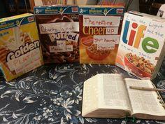 Seminary breakfast