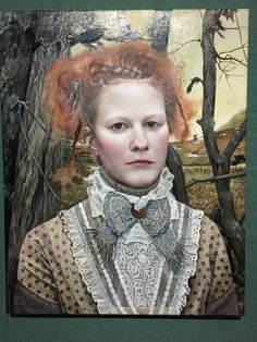 Andrea Kowch Through the Boughs