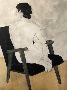 Nikoleta Sekulovic - 41 Artworks, Bio & Shows on Artsy Figure Painting, Figure Drawing, Painting & Drawing, Art Graphique, Life Drawing, Contemporary Paintings, Erotic Art, Figurative Art, Painting Inspiration
