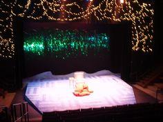 Evolution of a Set: Almost, Maine - Lyric Arts Main Street Stage ...
