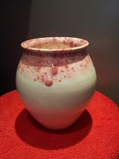 Part of the Potterycrafts Potters Gallery. Created by Sarah White. #Pottery  http://www.potterycrafts.co.uk/white