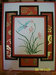 Asian Mojo by swinks - Cards and Paper Crafts at Splitcoaststampers