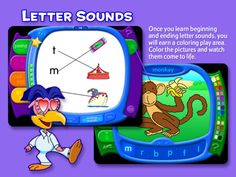 Phonics Made Easy Flash Action  By School Zone Publishing, View more by this Developer