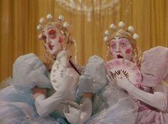 "The Tales of Hoffmann 1951 ""The best ever filmed opera"" Empire. (now restored to digital blu-ray in colour) (minkshmink) Coraline Jones, Film Inspiration, Arte Horror, Club Kids, Film Stills, Look At You, Art Inspo, Art Direction, Art Reference"