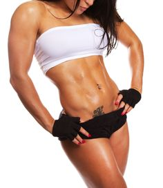 Look past all of the false promises and learn the truth about how to develop great abs that show