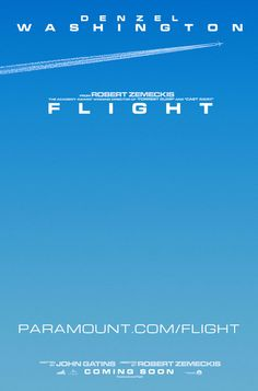 Flight - Watch the trailer for the new film from Robert Zemeckis and starring Denzel Washington