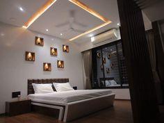 Bedroom #karan jangid Bedroom Bed Design, Bedroom Furniture Design, Modern Bedroom Design, Bedroom Ideas, Bedroom Interiors, Futuristic Bed, False Ceiling Design, Interior Design, Bed Room