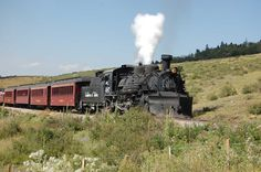 Rides and Schedule « Cumbres & Toltec Scenic Railroad. Half-Day Trips  July 5 - August 9 on Wed, Thur, and Sun. 10:00am - 1:00pm Shorter trips including the Cumbres Express and the Cinder Bear Experience are available for booking now. Amenities: Kids Ride Free* ADA Compliant Free Parking On Board Concessions. Dates may vary, please contact the railway for more details.