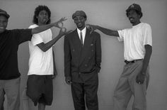 Los Angeles Gang Members, 1992