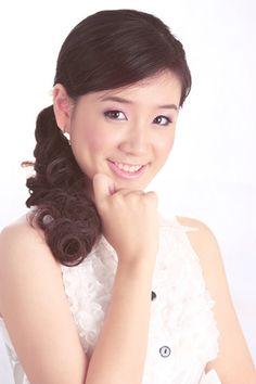 TV0895 Miss Teen - Xuân Mai là khách hàng quen của Tóc Việt ^^. Mẫu tóc này được thực hiện bởi NTM cuả Tóc Việt.