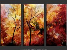 Beautiful fall foliage impression