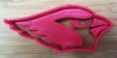 Arizona Cardinals Cookie Cutter - Choice of Sizes (Sports Football) - 3D Printed #Handmade3DPrint