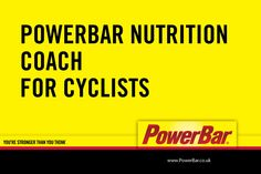 Why should cyclists use sports nutrition when cycling is so simple. We explain why we sell PowerBar Sports Nutrition in our online cycling store. Stronger Than You Think, Cycling Accessories, Bike Parts, Sports Nutrition, Blog, Bicycle Parts, Blogging, Sports Food