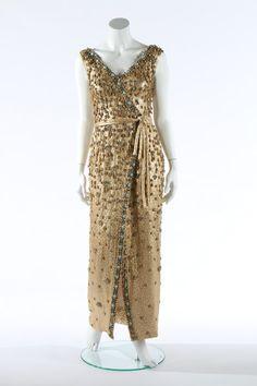 Ballmain Evening Gown 1960