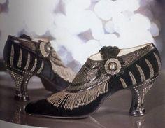 Fabulous Flapper Shoes