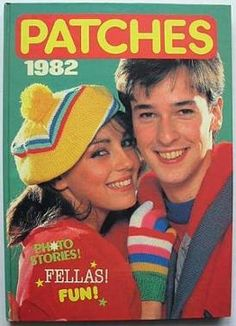 Patches Annual for teen girls 1982