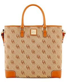 Dooney & Bourke Signature Quilted Chelsea Tote